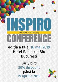 Inspiro Conference 2019 Attendance