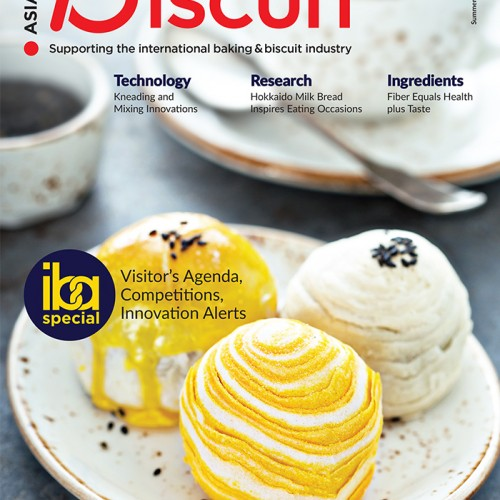 Asia Pacific Baker & Biscuit, eCopy Summer 2018
