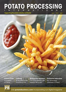 Potato Processing International, eCopy September - October 2018