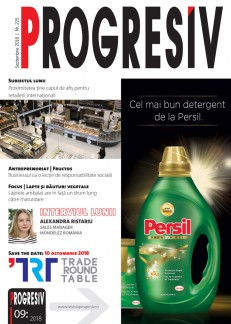 Progresiv magazine, eCopy September 2018