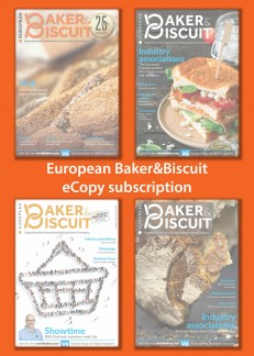 European Baker & Biscuit Online Only Subscription