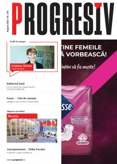Progresiv magazine, eCopy August 2020
