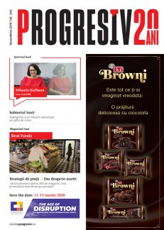 Progresiv magazine, eCopy December 2019