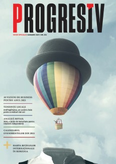 Progresiv magazine, eCopy January 2021