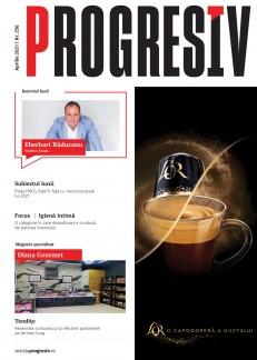 Progresiv magazine, eCopy April 2021