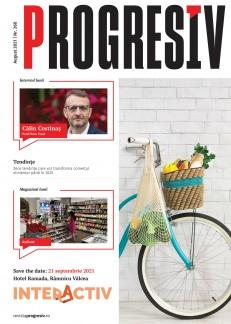 Progresiv magazine, eCopy August 2021