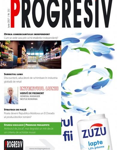 Progresiv magazine, eCopy June 2017
