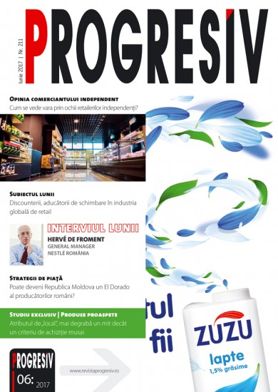 Progresiv magazine, eCopy June 2017