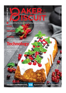 Asia Pacific Baker & Biscuit, eCopy Winter 2017