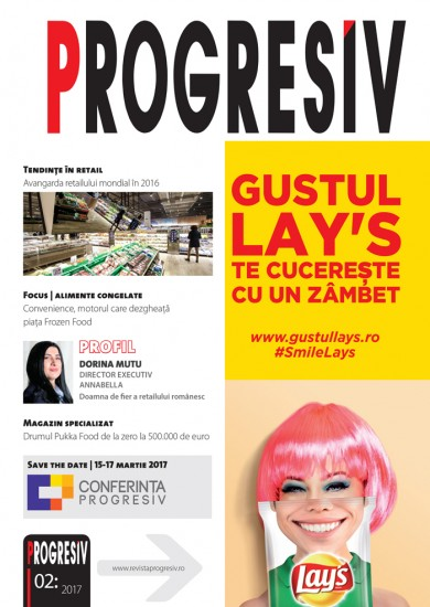 Progresiv magazine, eCopy Feb 2017