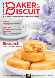 Asia Pacific Baker & Biscuit Print Only 1 Year Subscription