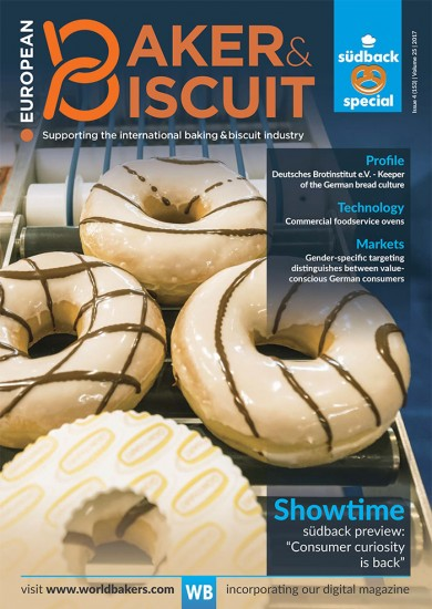 European Baker & Biscuit, eCopy July-August 2017