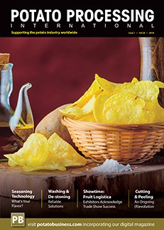Potato Processing International 1 year subscription Print & Online