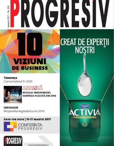 Progresiv magazine, eCopy Jan 2017