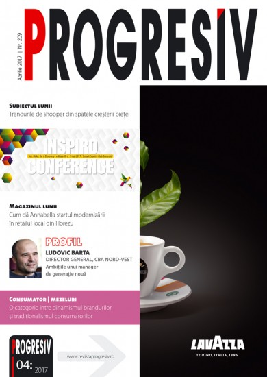 Progresiv magazine, eCopy April 2017