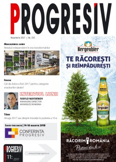 Progresiv magazine, eCopy November 2017