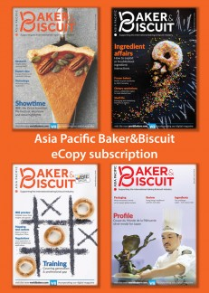 Asia Pacific Baker & Biscuit, eCopy Annual Subscription