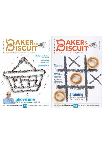 European Baker & Biscuit + Asia Pacific Baker & Biscuit Print Subscription Package