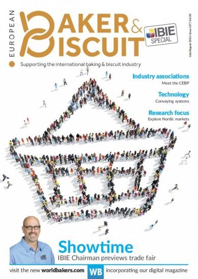 European Baker & Biscuit Print Subscription