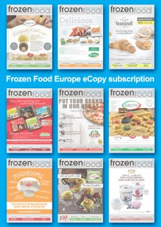 Frozen Food Europe Online Only Subscription
