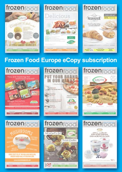 Frozen Food Europe, eCopy Annual Subscription
