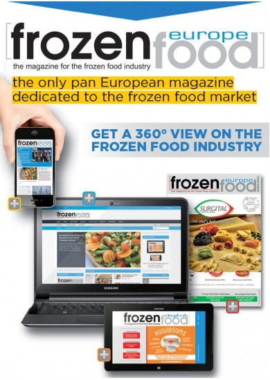 Frozen Food Europe Print Subscription + Portal Access Package