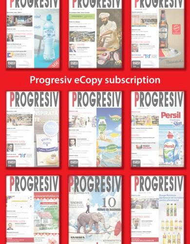 Progresiv eCopy Subscription