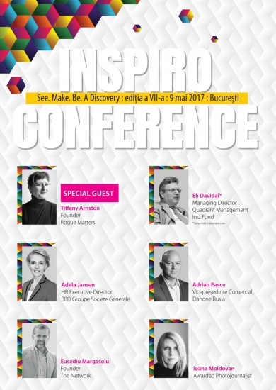 Inspiro Conference 2017 Attendance