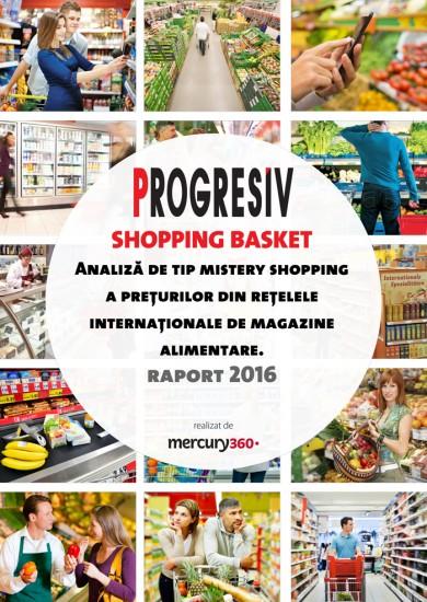 Shopping Basket Analysis 2016