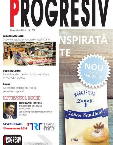 Progresiv Magazine Print Subscription