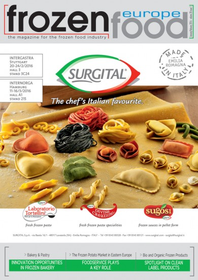 Frozen Food Europe Print Subscription
